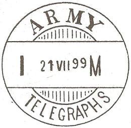 Army Telegraphs cds