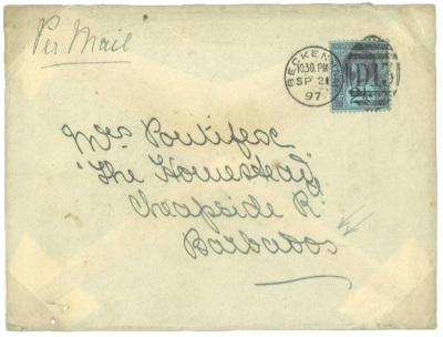 Destination Mail to Bermuda