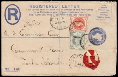 Destination Mail Turks Island