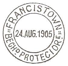 Francestown cds iii