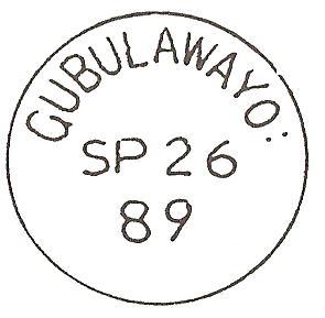 Gubulawayo cds i