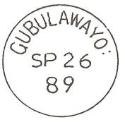 Gubulawayo cds i