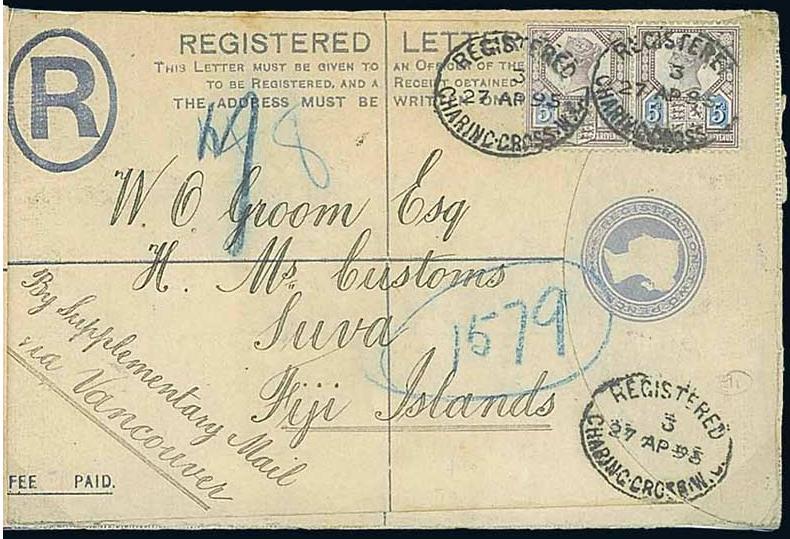 Fiji Destination Mail