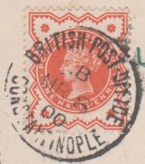 gb used in levant