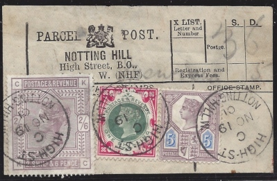 notting-hill-parcel-post-label-with-1s-green-and-red