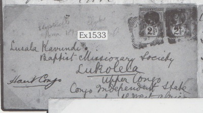 Destination Mail Congo