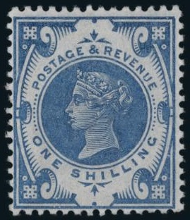 1s Jubilee colour trial in bright-blue