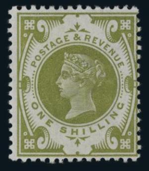 1s Jubilee colour trial in olive-green
