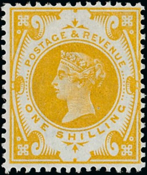 1s Jubilee colour trial in yellow