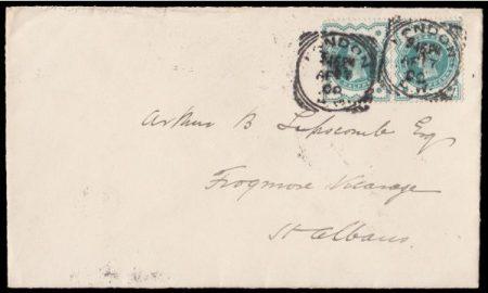 1900 (Apr 17) 1-2d Jubilee FDC