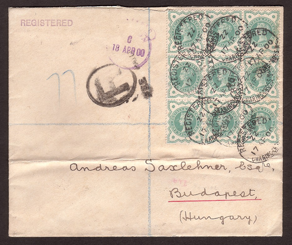 1900 (Apr 17) 1-2d Jubilee First Day Cover