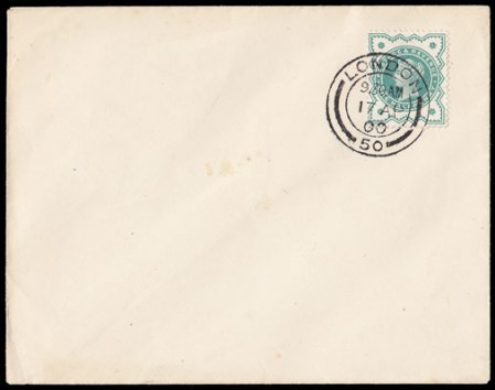 1900 (April 17) Jubilee 1-2d first day cover