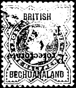 1890 4d on 1-2d Vermilion with Inverted surcharge with ourpence omitted.jpg